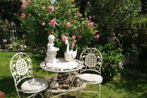 Erholung im eigenen Garten finden